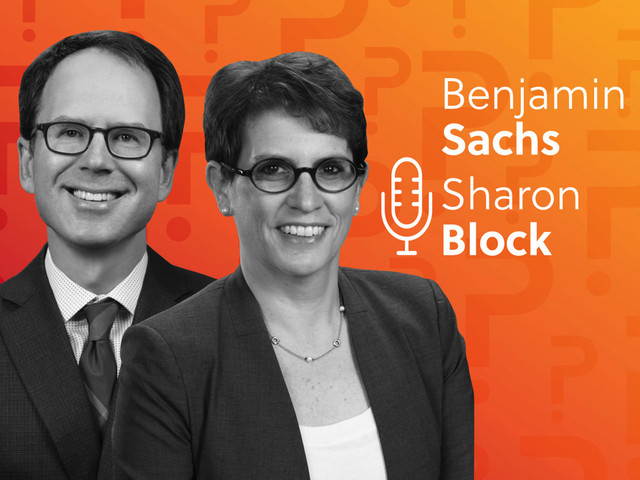 Benjamin Sachs and Sharon Block: When Did Labor Law Stop Working?