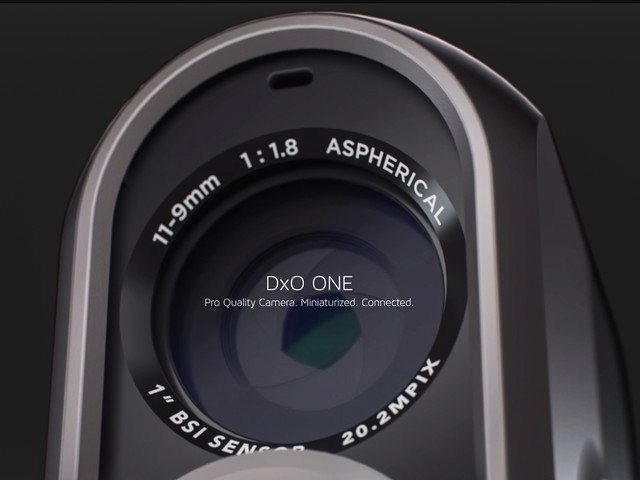 DXO One Gets Big Update   Adding An Android Model, Better FB Live Integration, & Battery Pack