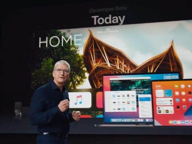 The first Apple laptop powered by its all-new computer chip could be coming soon. Here's everything we know about it so far. (AAPL)