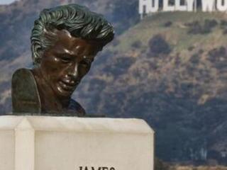 James Dean revival spurs debate on raising the digital dead