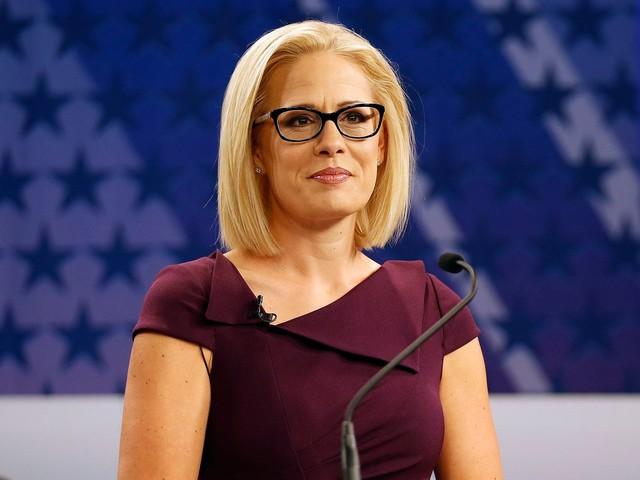 Sinema wins in Arizona as Democrats capture a longtime GOP Senate seat