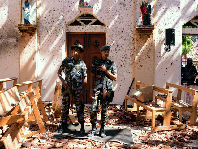 What We Know and Don't Know About the Sri Lanka Bombings