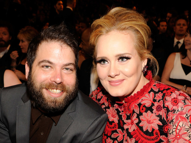 Adele breaks silence on split from Simon Konecki -- sort of