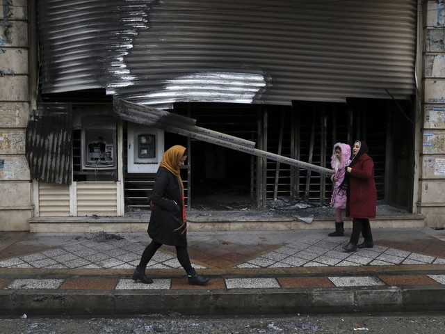 Iranians protested. Then, the Internet was cut, in a new global pattern of digital crackdown.