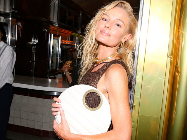 Kate Bosworth Goes for a Beach Vibes Look at Art Basel!