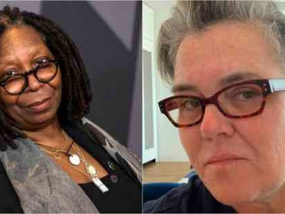 Rosie O'Donnell Says It's Painful How Much Whoopi Goldberg Disliked Her On 'The View' — All The Details About Their Feud