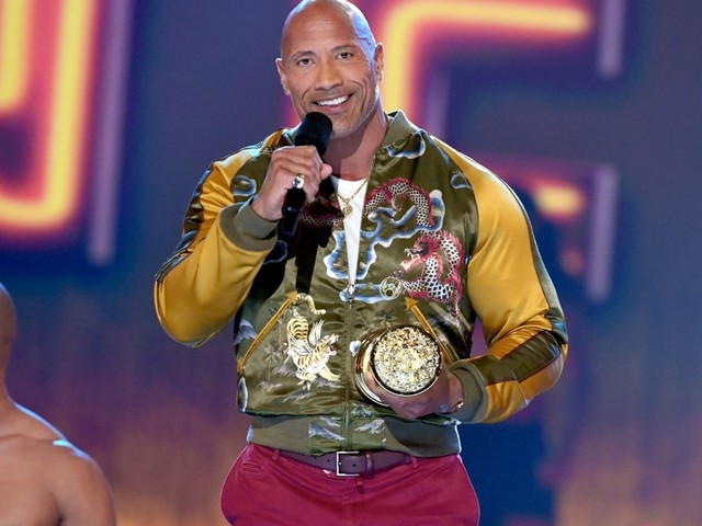 Dwayne Johnson Gives Moving Speech at 2019 MTV Movie and TV Awards — WATCH