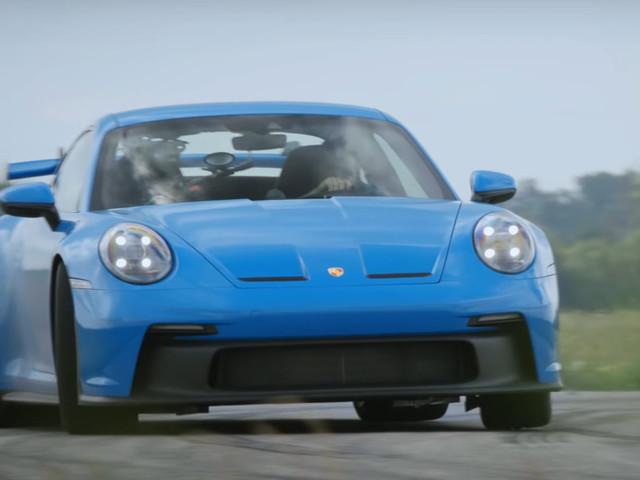 The 992 Porsche 911 GT3 Improves Yet Again On A Winning Formula