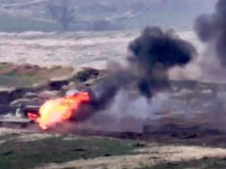 Fighting erupts between Armenia, Azerbaijan; 2 killed