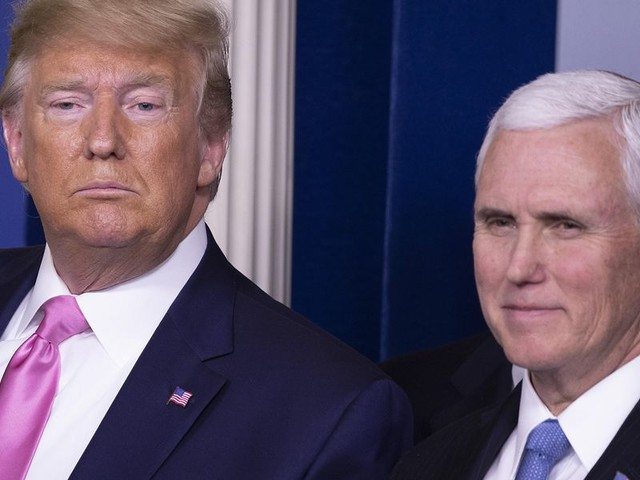 Former Vice President Mike Pence issues heartfelt farewell message — and Trump is noticeably left out