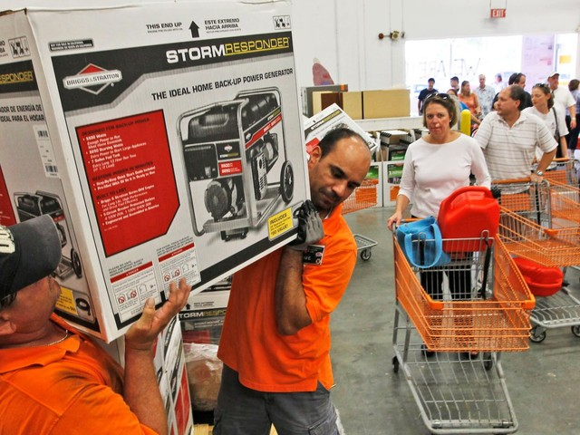 An analyst breaks down how natural disasters like hurricanes and fires impact Home Depot and Lowe's (HD, LOW)