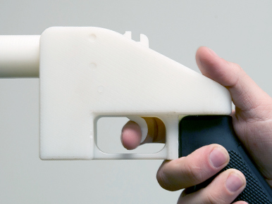 Despite a mass shooting and a judge's order, this guy is now selling 3D-printed gun plans online