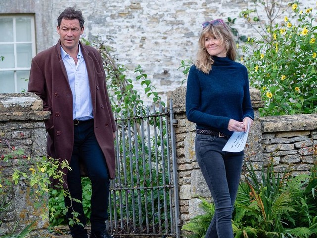 Dominic West's Handwritten Missive, a Meghan and Harry Update, and a J.Lo Skin-Care Routine