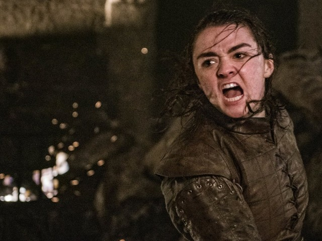 How Arya's major moment at the Battle of Winterfell was foreshadowed last season