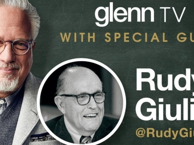 Rudy Giuliani says US diplomats were doing the bidding of George Soros in Ukraine, in interview with Glenn Beck