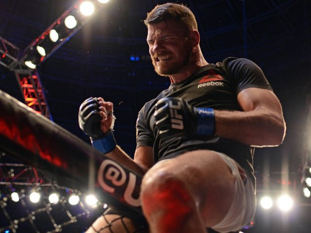 Bisping announces retirement from MMA