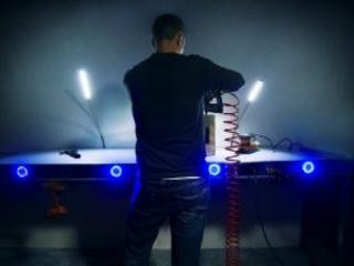 New Garage Workbench for DIYers & Handymen Alike