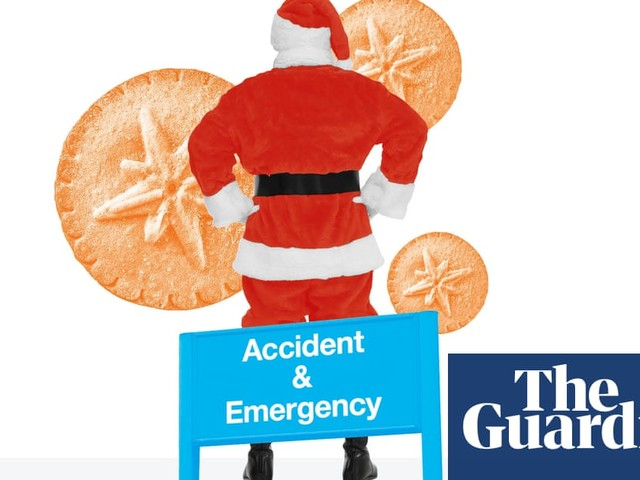 My dad singing in A&E was a Christmas low point. Will this one be better? | Romesh Ranganathan