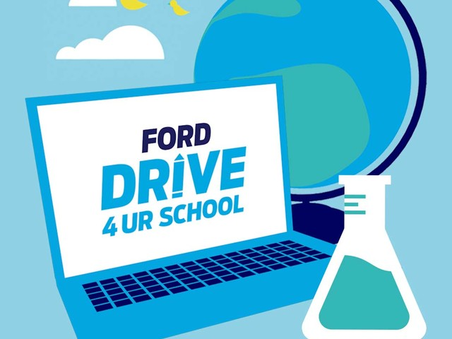 This Just In: Ford Donates $1 Million to Teachers Through Virtual Test Drives