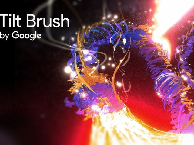 Google open sources Tilt Brush as VR painting app no longer an 'actively developed product'