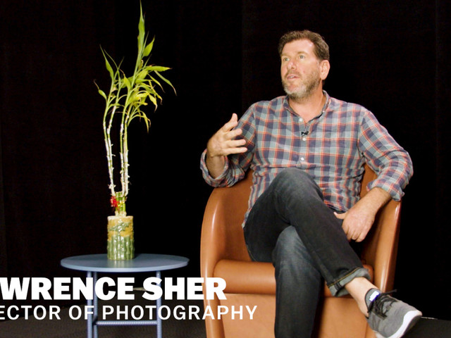"""Cinematographer Lawrence Sher On The """"Improvisational Jazz"""" Of 'Joker' & Connecting With Todd Phillips Via Howard Stern — Production Value Video Series"""