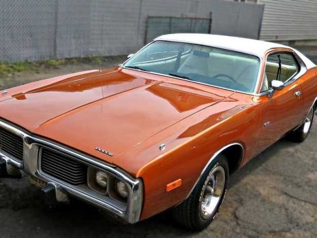 Hemmings Find of the Day – 1974 Dodge Charger