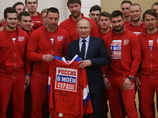 Russia banned from Olympics, World Cup for four years over doping violations