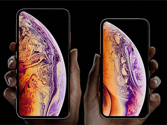 Apple unveils three new iPhone Xs