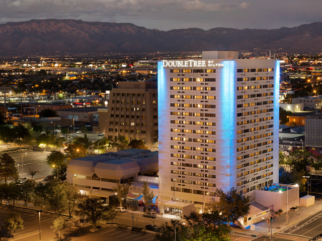 DoubleTree by Hilton Albuquerque Purchased by AWH Partners