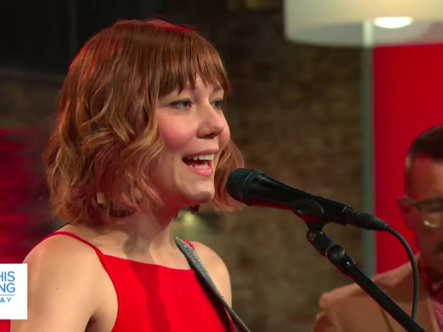 Molly Tuttle Makes Television Debut On 'CBS This Morning'