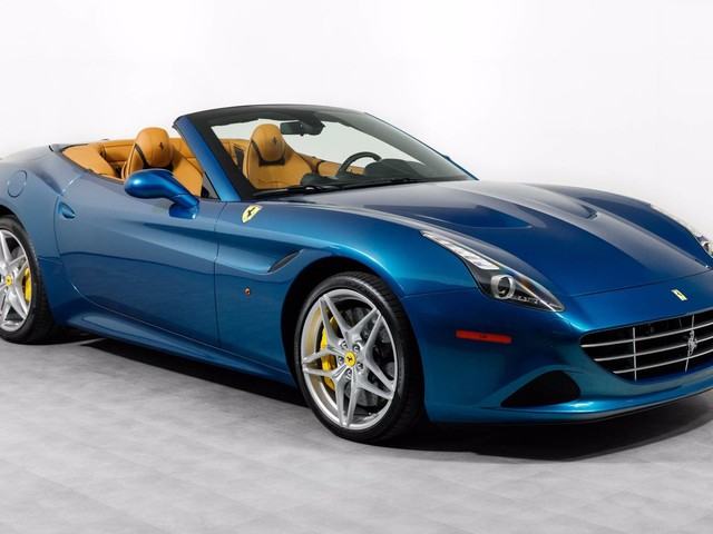 2015 Ferrari California--T