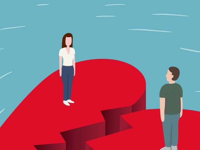 Evidence of an Impending Breakup May Exist in Everyday Conversation — Months Before Either Partner Realizes Their Relationship Is Tanking
