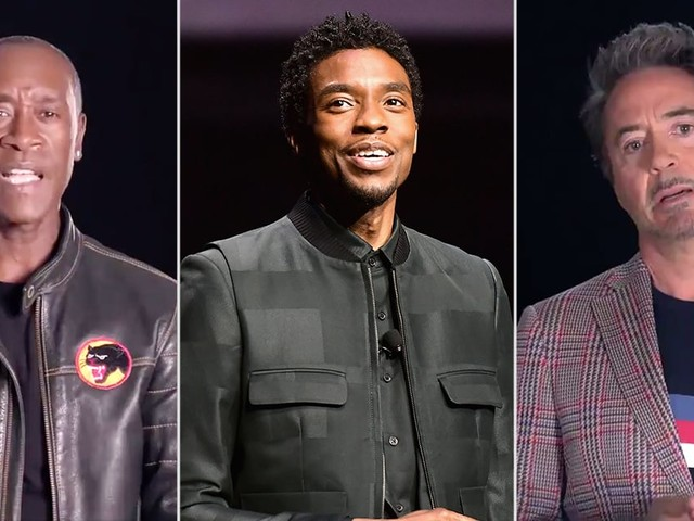 Chadwick Boseman Was Just Designated a Hero of the Ages