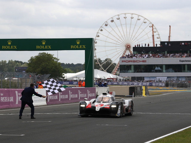 This Just In: Toyota Scores 1-2 Victory in the Le Mans 24 Hours, Privateer Ford GT Captures GTE-Am Class Win