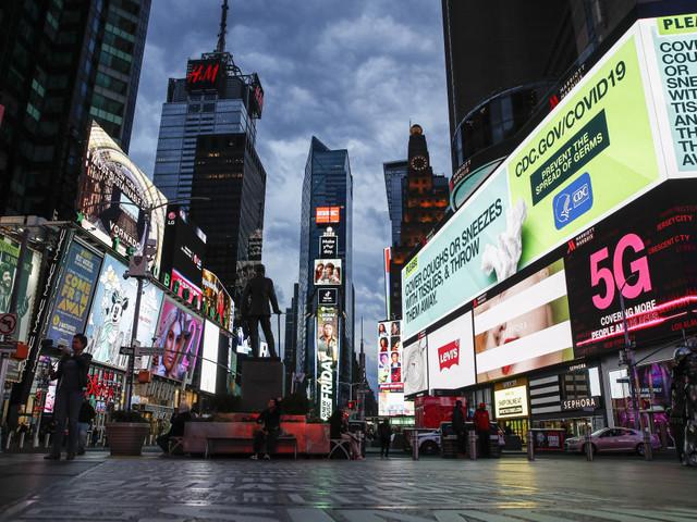 Coronavirus cases in New York State now top 10,000