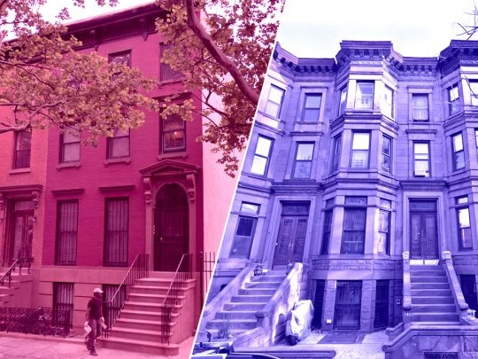Fort Greene townhouse was Brooklyn's priciest contract last week
