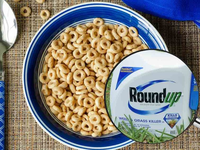 Breakfast With a Dose of Roundup?