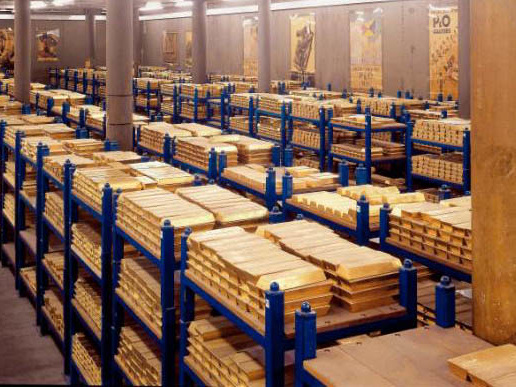 The New Gold Rush... For Gold Vaults