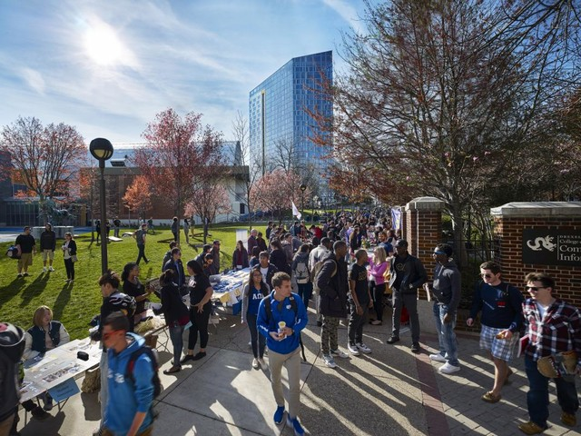What's the future of the physical college campus?