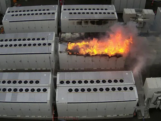 """Tesla's """"Big Battery"""" Fire Highlights Growing Risks Related To Lithium-Ion Power Storage"""
