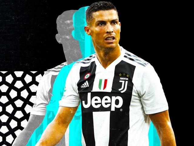 The calculus of Cristiano Ronaldo