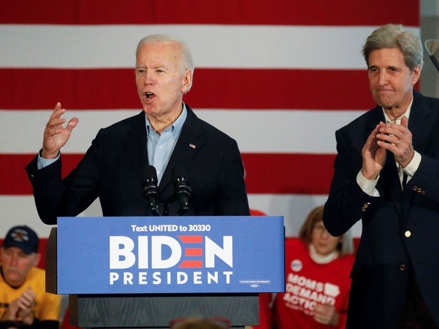 Amid adversity and missteps, Biden's resilience has been one theme of 2019