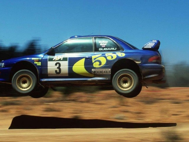 The company that built all your favorite Subaru rally cars will now restore them too