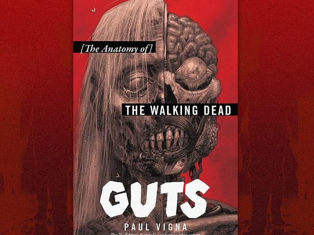 Author Paul Vigna on The Walking Dead: 'Zombies are a handy metaphor for anything that's stalking you'