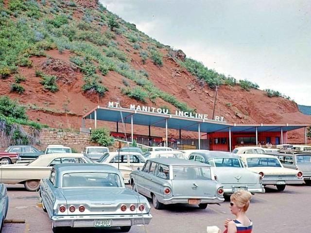 Manitou Springs, Colorado, 1964