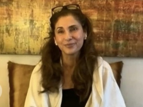 I Was 90% Sure That I Won't Be Selected for Tenet : Dimple Kapadia