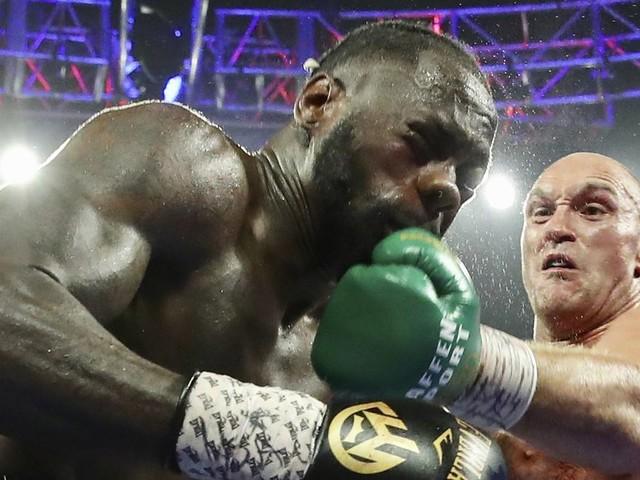 Judo Chop: How Tyson Fury beat Deontay Wilder
