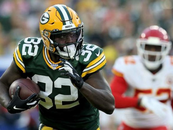 Lions Claim Former Packers Running Back Off Waivers