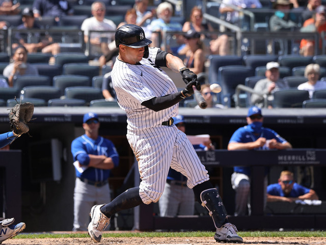 Yankees' Gary Sanchez not interested in another Home Run Derby