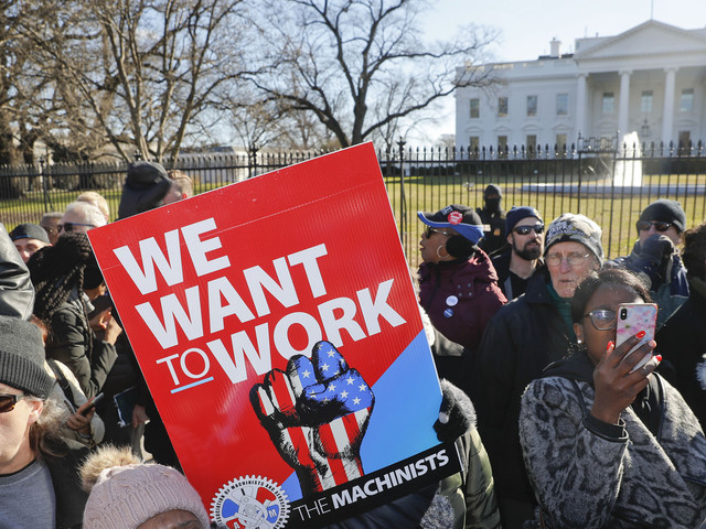 It's Official: The Partial Government Shutdown Is The Longest In U.S. History